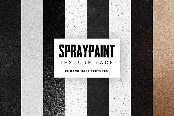 Spraypaint Texture Pack