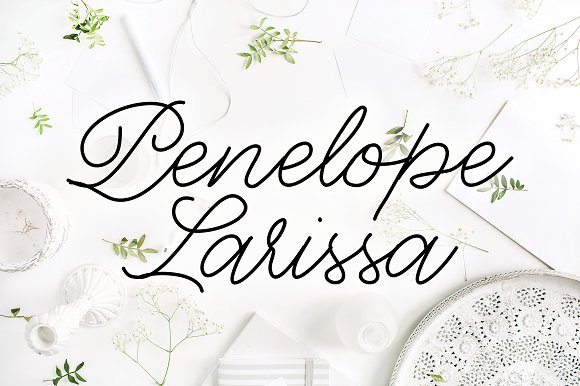 Penelope Larissa Font