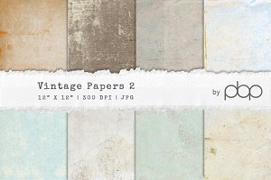 Vintage Paper Textures 2