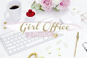 Girl Office - 2 photos