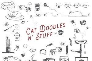 Cat Doodles n' Stuff
