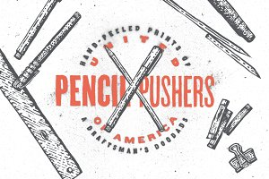 United Pencil Pushers of America