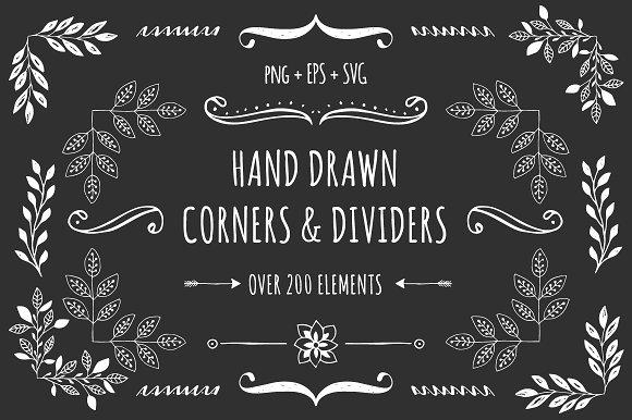Corners Dividers