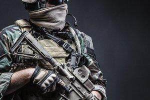 Marine Special Operator
