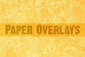 Paper Overlays