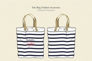 Tote Bag Fashion Accessory