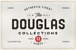 DOUGLAS COLLECTIONS (BUNDLE)