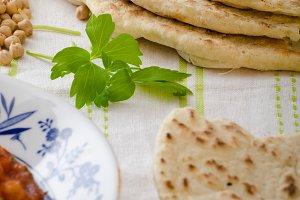 Lebanese bread, pita bread