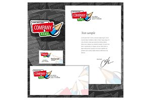 Corporate identity confectionery
