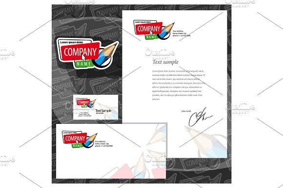 Corporate Identity Confectionery