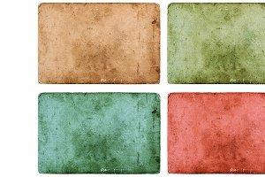 Blank Aged Paper Cardboard