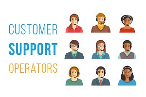 Call Centre Customer Support Agents