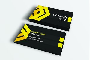 Simpe&Clean Business Card