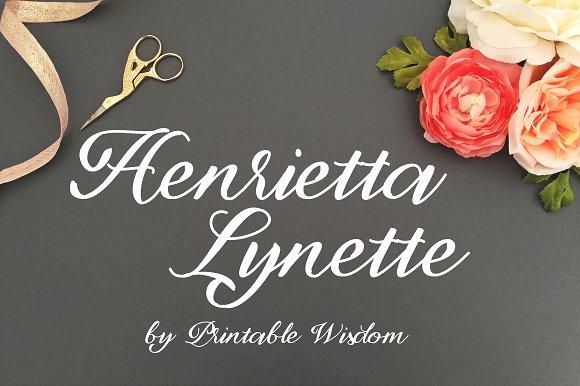 Henrietta Lynette Font