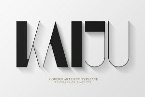 Kaiju II Font