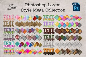 Mega Photoshop Style Collection