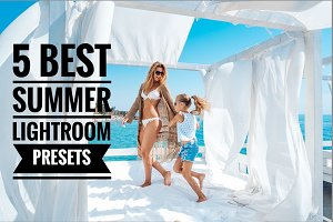 Best 5 Summer Lightroom Presets