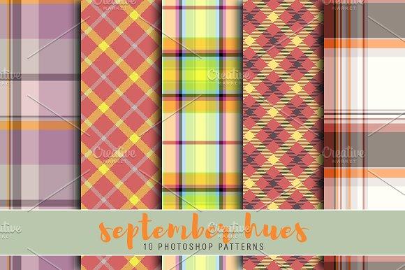 September Hues