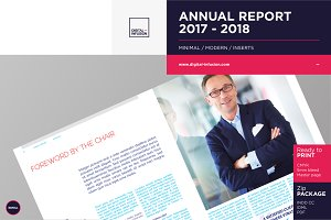 A4 Annual Report with INSERTS