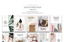 Pinterest Templates Vol 2 by  in Pinterest