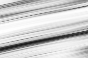 Diagonal black and white motion blur background