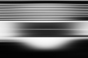 Horizontal black and white abstract street wall background