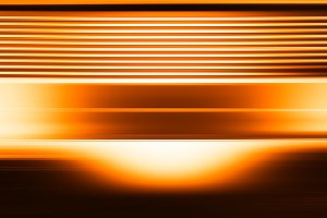 Horizontal orange abstract street wall background