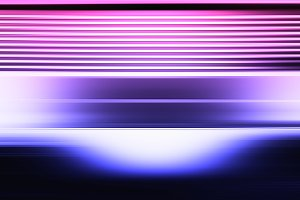 Horizontal retro arcade abstract street wall background
