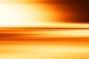 Horizontal orange motion blur surface background