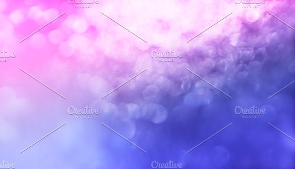 Pink And Purple Bokeh Texture Background