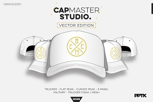 Cap Master Vector Edition