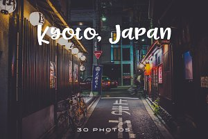 Kyoto Photo Pack