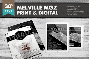 Melville Magazine Bundle