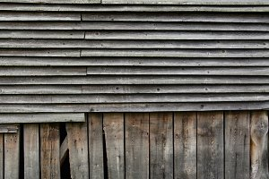 Creative Old Wood Texture