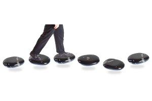 Stepping Stone Concepts: Going Forward