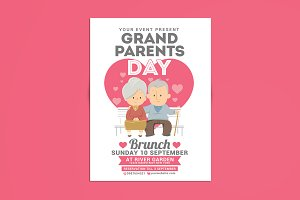 Grandparents Day Brunch
