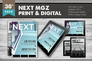 Next Magazine Bundle