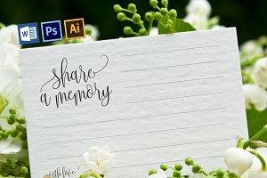 Share a Memory Wpc294