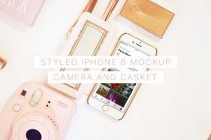 Styled iPhone 6 Mockup