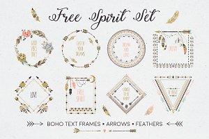 Free Spirit Set