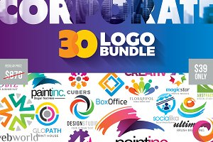 95% Off | Corporate Logo Big Bundle