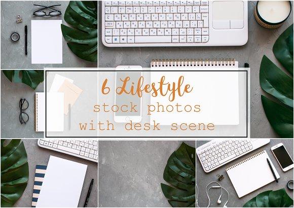 6 lifestyle stock photos