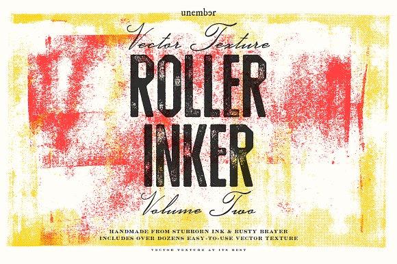 Roller Inker Volume 2