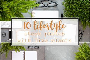 10 lifestyle stock photos