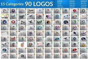 90 Big Bundle Logos (Special Offer)