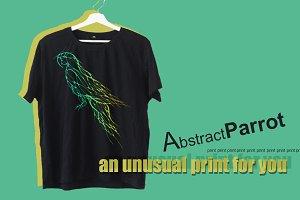 print parrot
