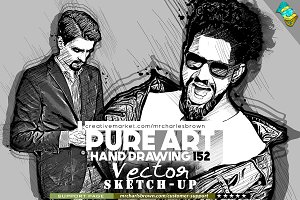 Pure Art Hand Drawing 152