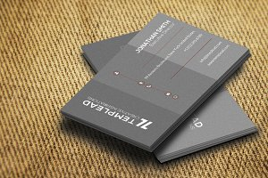 Corporate Business Card SE0212