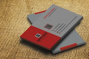 Corporate Business Card SE0219