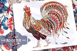 Ethnic Collection: Rooster